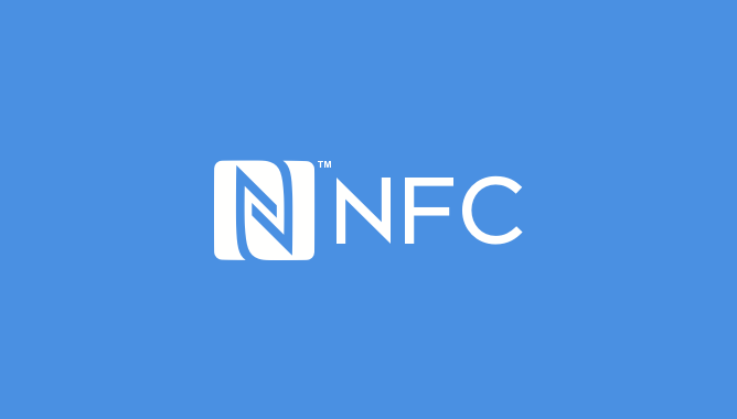 Digital Signage NFC